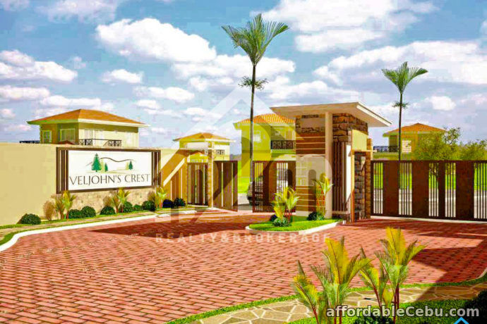 1st picture of Veljohn's Crest Subdivision(LOT ONLY) For Sale in Cebu, Philippines