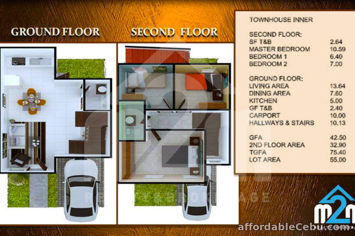 3rd picture of Goldmine Residences(TITANIUM MODEL) For Sale in Cebu, Philippines