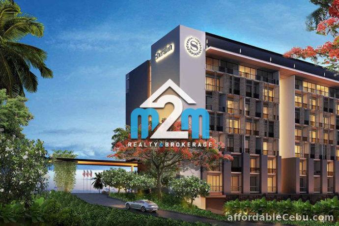 1st picture of Sheraton Condominium(2-Bedroom Unit) Punta Engaño, Lapu-Lapu City, Cebu For Sale in Cebu, Philippines