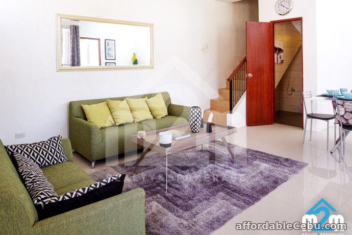3rd picture of 88 Hillside Residences(CELINA MODEL) Pagsabungan, Mandaue City, Cebu For Sale in Cebu, Philippines