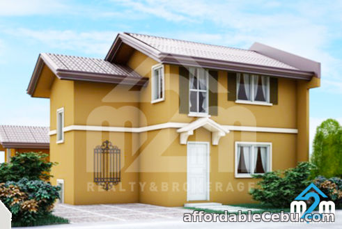 1st picture of Camella Riverwalk(JANNA MODEL) Pit.os, Talamban, Cebu City For Sale in Cebu, Philippines