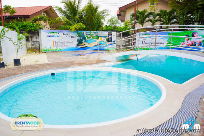 3rd picture of Brentwood Condominium (2-BEDROOM UNIT) Basak, Lapu-Lapu City, Cebu For Sale in Cebu, Philippines