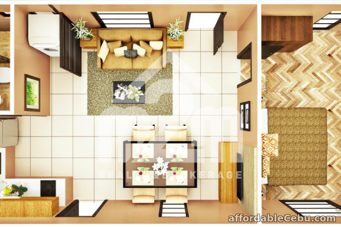 5th picture of Brentwood Condominium(1-BEDROOM UNIT) Basak, Lapu-Lapu City, Cebu For Sale in Cebu, Philippines