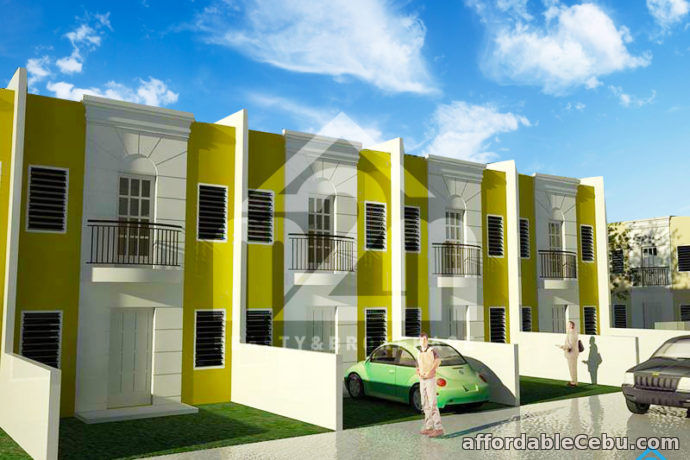 1st picture of Karls Town 1(TOWNHOUSE) Jagobiao, Mandaue City For Sale in Cebu, Philippines