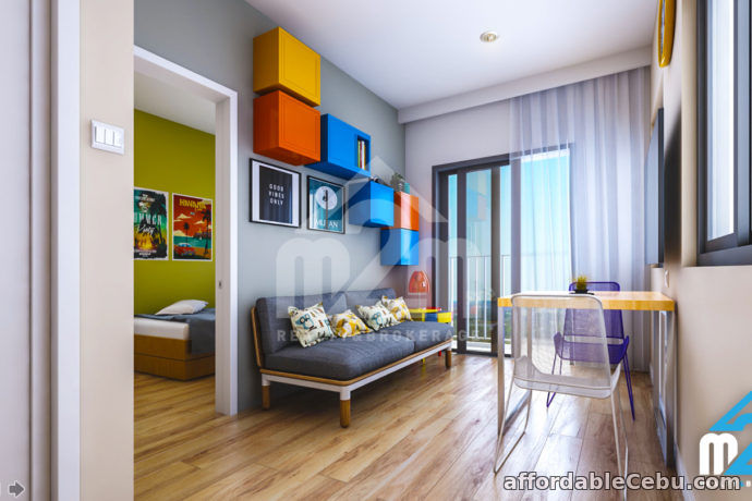 4th picture of Northwoods Place(1-BEDROOM UNIT) Canduman, Mandaue City, Cebu For Sale in Cebu, Philippines