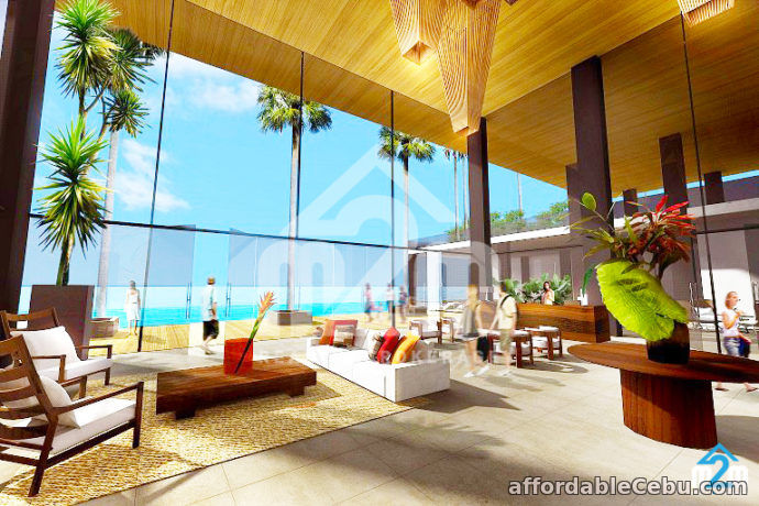 3rd picture of The Reef Residences(1-BEDROOM UNIT) Punta Engaño, Mactan, Cebu For Sale in Cebu, Philippines