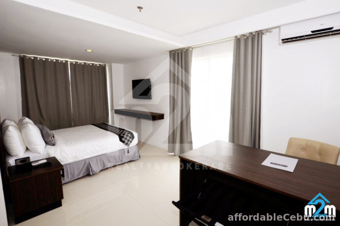 2nd picture of Cityscape Hotel & Residences(STUDIO UNIT)Ready For Occupancy For Sale in Cebu, Philippines