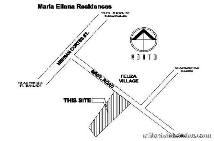4th picture of Maria Elena Residences(TOWNHOUSE)Ready For Occupancy For Sale in Cebu, Philippines