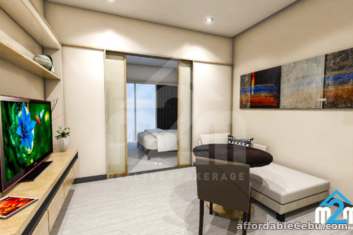 3rd picture of One Astra Place(1-BEDROOM UNIT) A.S Fortuna Banilad, Cebu City For Sale in Cebu, Philippines