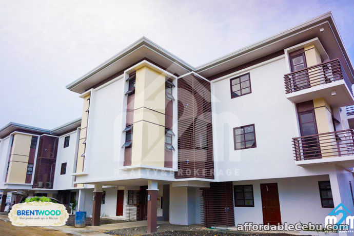 1st picture of Brentwood Condominium(1-BEDROOM UNIT) Basak, Lapu-Lapu City, Cebu For Sale in Cebu, Philippines