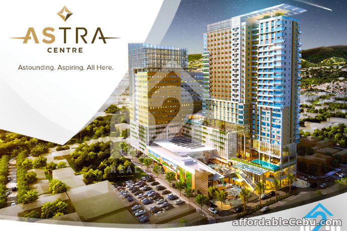 1st picture of One Astra Place(STUDIO UNIT) A.S Fortuna Banilad, Cebu City For Sale in Cebu, Philippines