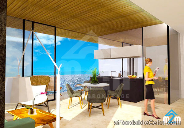 2nd picture of The Reef Residences(STUDIO UNIT) Punta Engaño, Mactan, Cebu For Sale in Cebu, Philippines