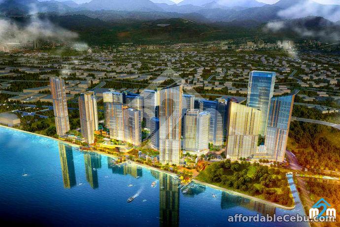 1st picture of Mandani Bay Condo (2 Bedroom Loft) NRA, Mandaue City, Cebu For Sale in Cebu, Philippines