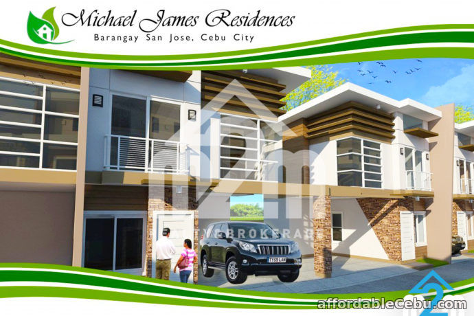 1st picture of Michael James Residences(Townhouse) San Jose, Purok 4,Talamban, Cebu City For Sale in Cebu, Philippines