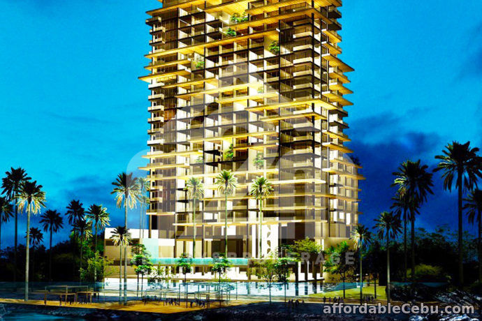 1st picture of The Reef Residences(STUDIO UNIT) Punta Engaño, Mactan, Cebu For Sale in Cebu, Philippines