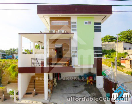 1st picture of 88 Hillside Residences(CAITLIN MODEL)Ready For Occupancy For Sale in Cebu, Philippines