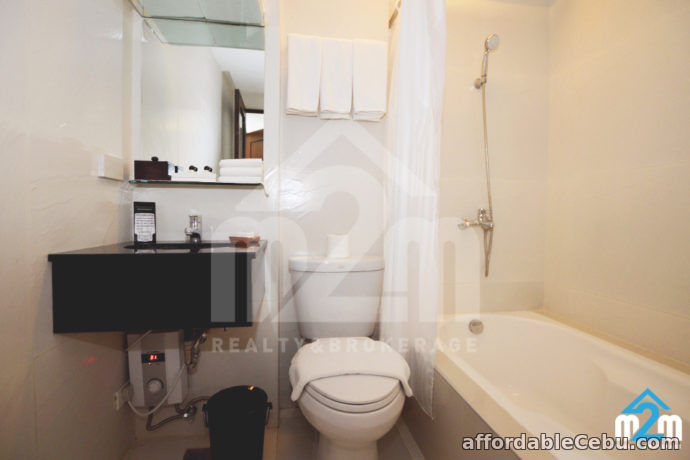 5th picture of Cityscape Hotel & Residences(STUDIO UNIT)Ready For Occupancy For Sale in Cebu, Philippines