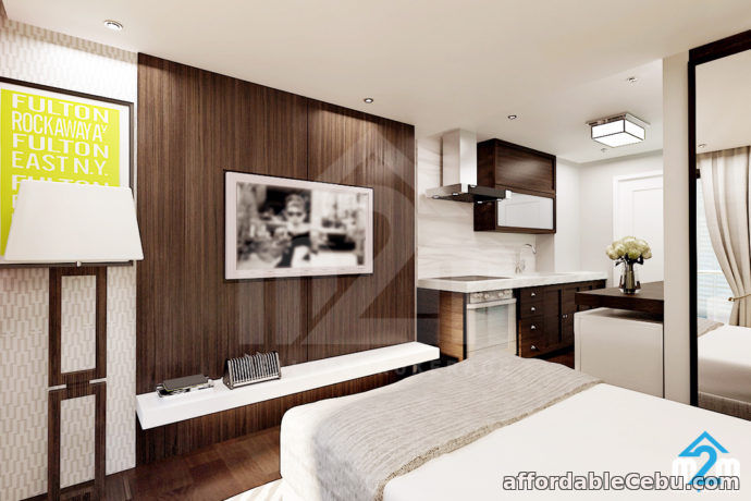 3rd picture of Cityscape Grand Tower(STUDIO UNIT) Archbishop Reyes Ave., Cebu City For Sale in Cebu, Philippines