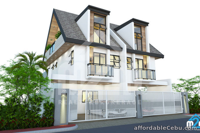 1st picture of Liam Villa Quijano(DUPLEX HOUSE W/ ATTIC) For Sale in Cebu, Philippines
