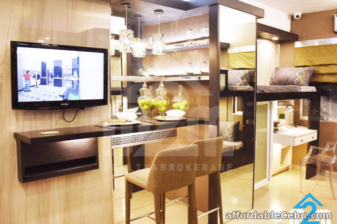 3rd picture of The Corinthian Residences(1-BEDROOM TYPE)READY FOR OCCUPANCY For Sale in Cebu, Philippines