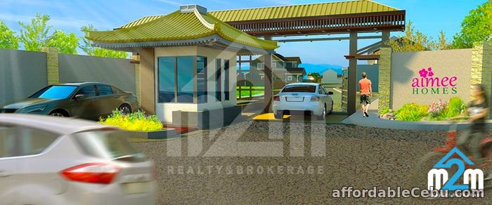 1st picture of Aimee Homes(LOT ONLY) Linao, Minglanilla, Cebu For Sale in Cebu, Philippines