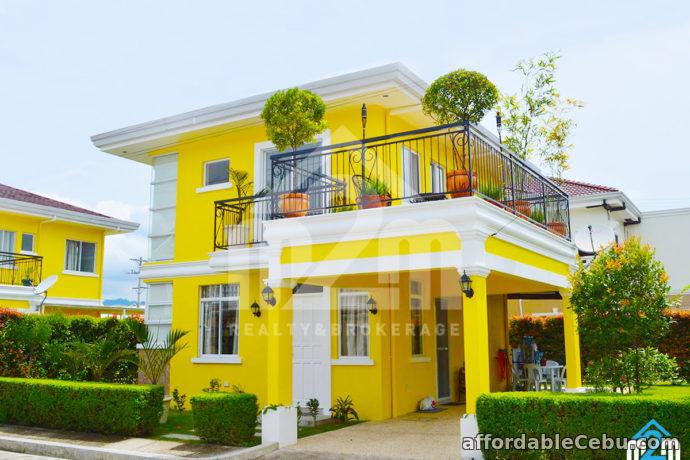 1st picture of Fonte Di Versailles(SOPHIA MODEL) Tulay, Minglanilla City, Cebu For Sale in Cebu, Philippines