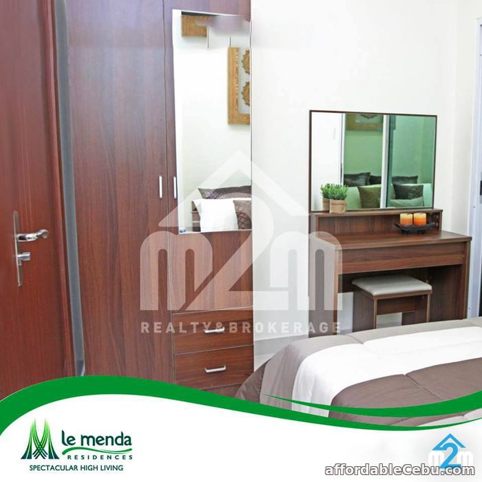 2nd picture of Le Menda Residences(1-BEDROOM UNIT) Busay, Lahug, Cebu City For Sale in Cebu, Philippines