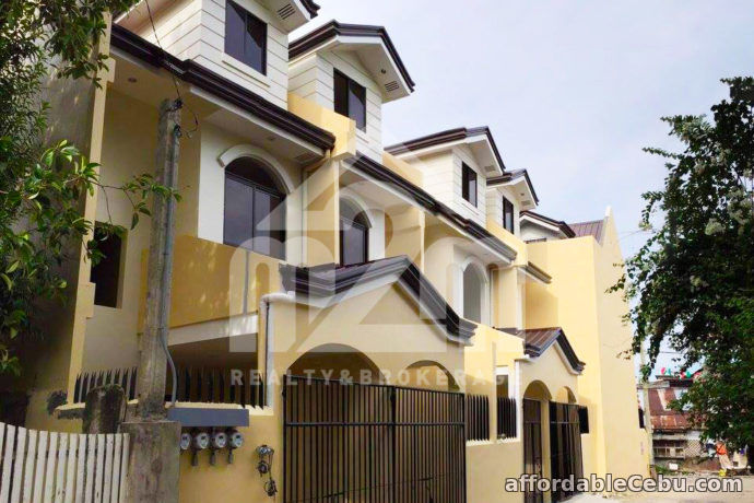1st picture of Essential Dwellings Mabolo(3-STOREY TOWNHOUSE)Ready For Occupancy For Sale in Cebu, Philippines