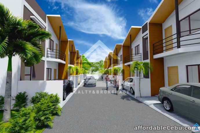 2nd picture of Optima St. Jude 2(TOWNHOUSE) St. Jude 2, Pardo, Cebu City For Sale in Cebu, Philippines