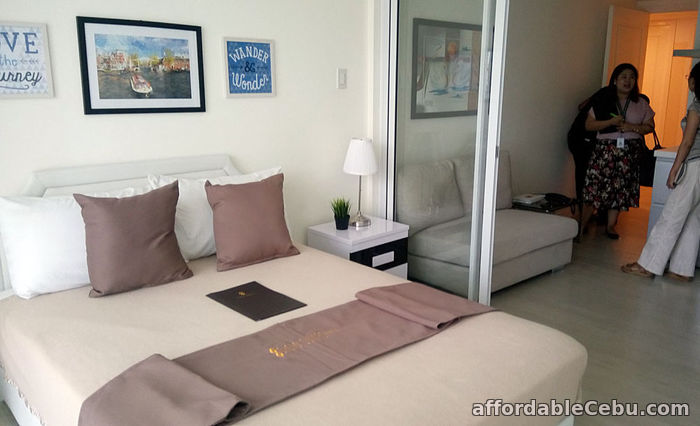 3rd picture of 1 Bedroom Unit with wifi for Vacation Rental at Azure Beach Condo For Rent in Cebu, Philippines