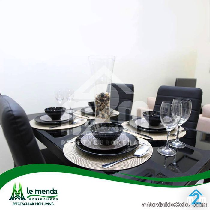 3rd picture of Le Menda Residences(2-BEDROOM UNIT) Busay, Lahug, Cebu City For Sale in Cebu, Philippines
