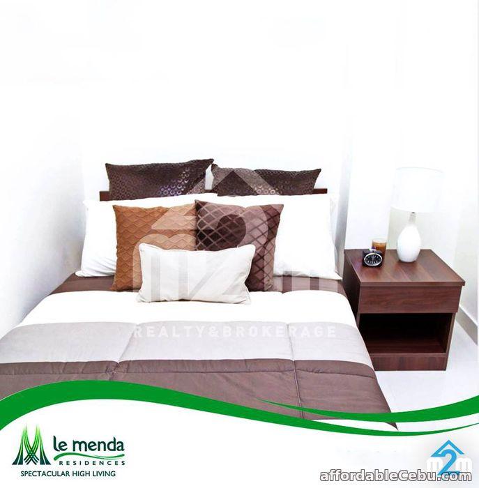4th picture of Le Menda Residences(STUDIO UNIT) Busay, Lahug, Cebu City For Sale in Cebu, Philippines