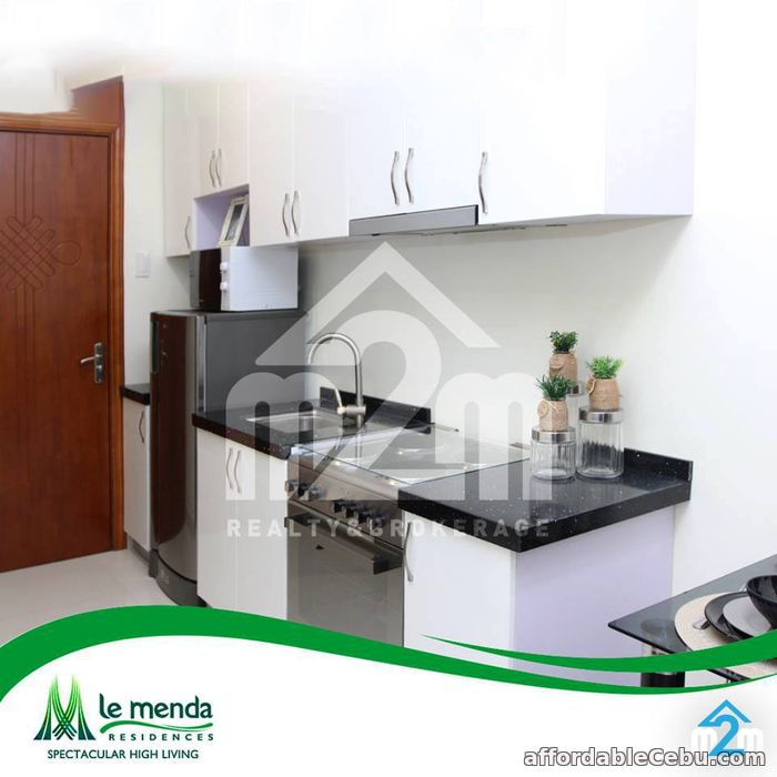 4th picture of Le Menda Residences(1-BEDROOM UNIT) Busay, Lahug, Cebu City For Sale in Cebu, Philippines