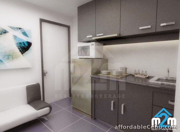 3rd picture of Atelier Residences(1-BEDROOM UNIT)Ready For Occupancy For Sale in Cebu, Philippines