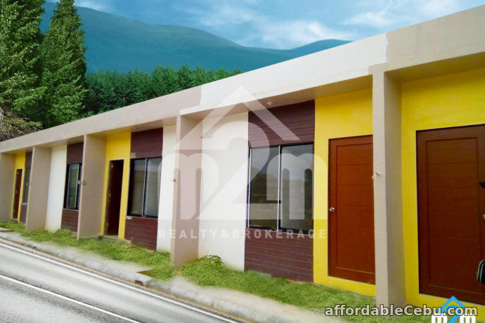 1st picture of Sunberry Homes(1-STOREY ROWHOUSE) Soong, Lapu-lapu City, Cebu For Sale in Cebu, Philippines