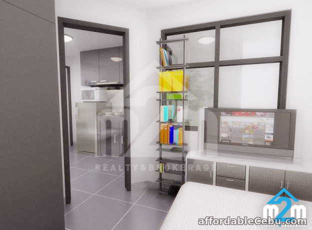 4th picture of Atelier Residences(1-BEDROOM UNIT)Ready For Occupancy For Sale in Cebu, Philippines