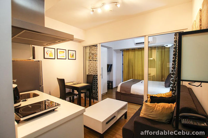 4th picture of Furnished Room for Short Stay at Acqua Private Residences For Rent in Cebu, Philippines