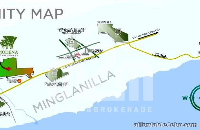 4th picture of Modena Townsquare(ELYSIA MODEL) Tungha-an, Minglanilla, Cebu For Sale in Cebu, Philippines
