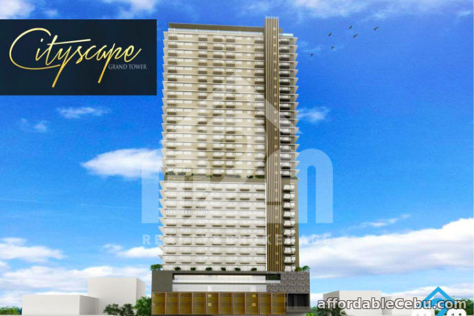 1st picture of Cityscape Grand Tower(1-BEDROOM UNIT) Archbishop Reyes Ave., Cebu City For Sale in Cebu, Philippines