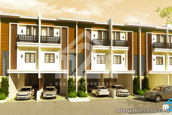 1st picture of City Zen Homes(TOWNHOUSE) Brgy. Capitol Site, Cebu City For Sale in Cebu, Philippines