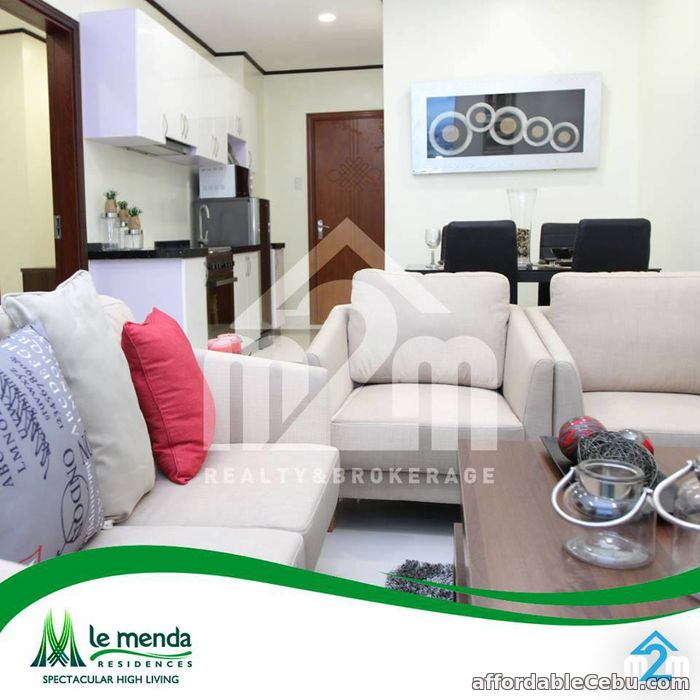 5th picture of Le Menda Residences(2-BEDROOM UNIT) Busay, Lahug, Cebu City For Sale in Cebu, Philippines