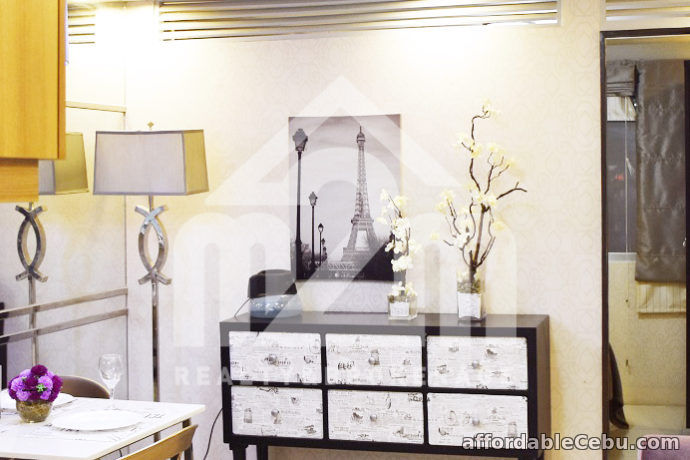 4th picture of The Corinthian Residences(1-BEDROOM TYPE)READY FOR OCCUPANCY For Sale in Cebu, Philippines