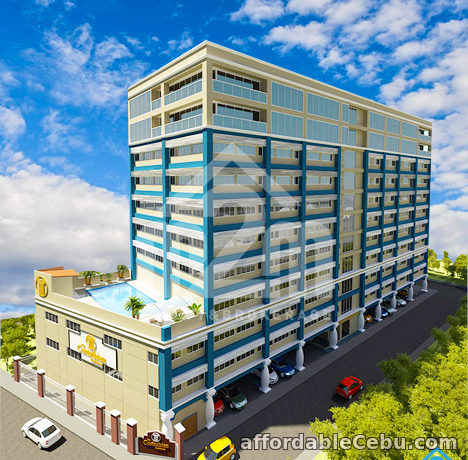 1st picture of The Corinthian Residences(1-BEDROOM TYPE)READY FOR OCCUPANCY For Sale in Cebu, Philippines