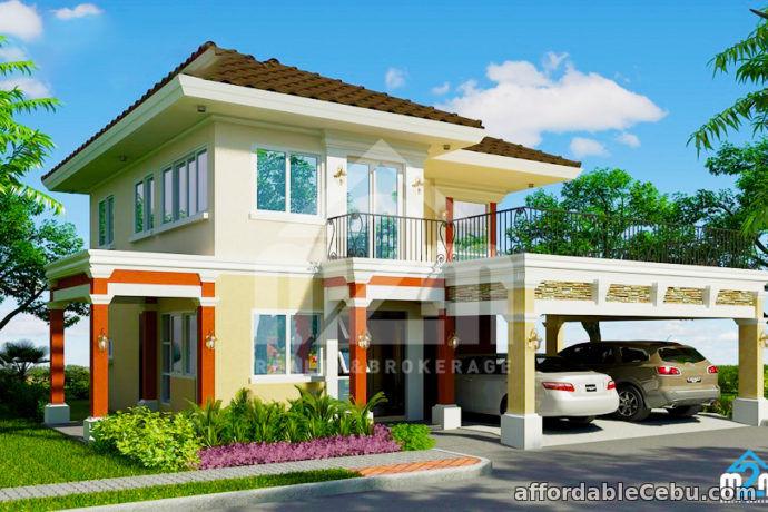 1st picture of Fonte Di Versailles(BRIELLA MODEL) Tulay, Minglanilla City, Cebu For Sale in Cebu, Philippines