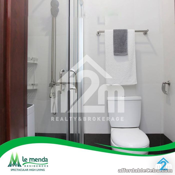 5th picture of Le Menda Residences(1-BEDROOM UNIT) Busay, Lahug, Cebu City For Sale in Cebu, Philippines