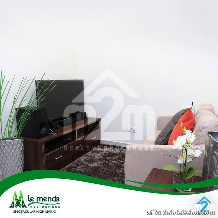 3rd picture of Le Menda Residences(1-BEDROOM UNIT) Busay, Lahug, Cebu City For Sale in Cebu, Philippines