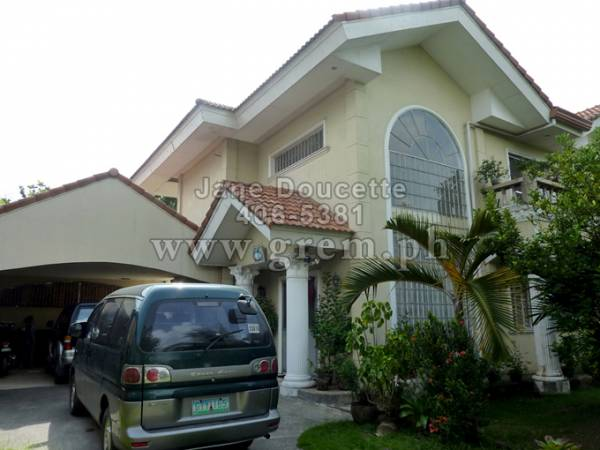 1st picture of EXECUTIVE HOME ON LARGE LOT. 13.5M, 4BEDROOMS, LILOAN For Sale in Cebu, Philippines
