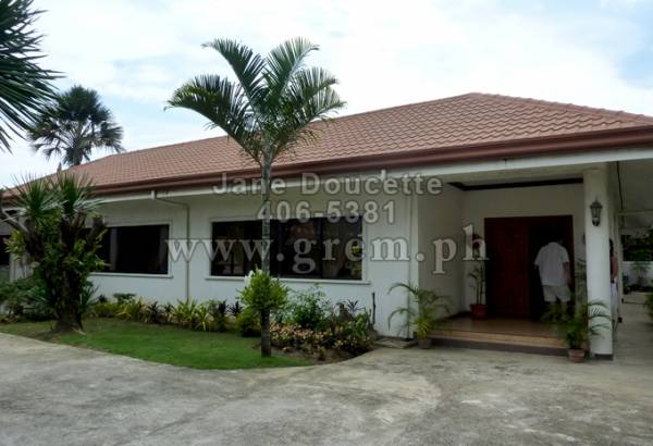 1st picture of JAPANESE INSPIRED HOME W/ CENTER COURT YARD 7.2M LAPU-LAPU For Sale in Cebu, Philippines