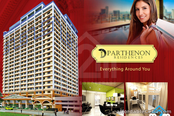 1st picture of Parthenon Residences(1-BEDROOM UNIT) For Sale in Cebu, Philippines