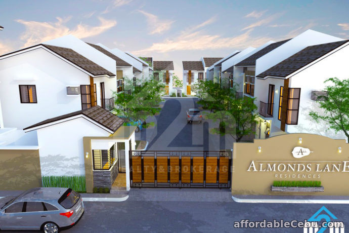 2nd picture of Almonds Lane Residences(TOWNHOUSES) Poblacion, Talisay City, Cebu For Sale in Cebu, Philippines